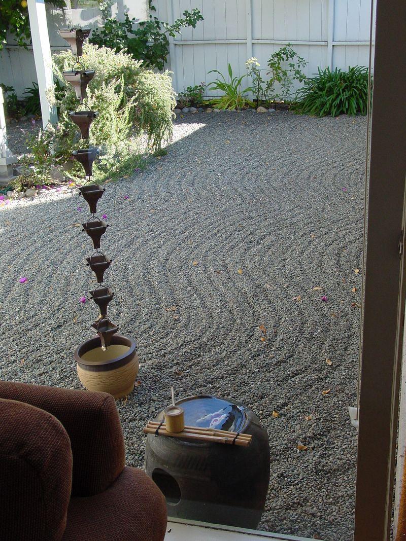 chris lunt make your own zen rake
